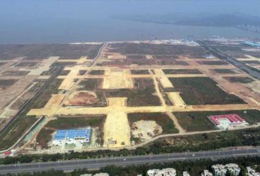 珠海市高新区后环片区基础设施建设 (一期A区)项目